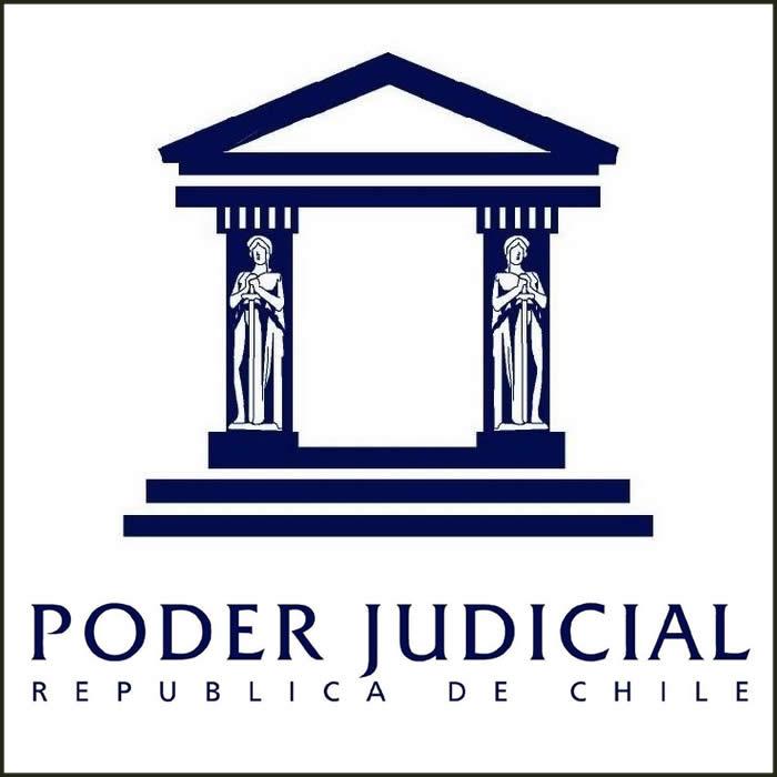 ALUMNOS DE QUINTO BASICO EN TRIBUNALES DE JUSTICIA