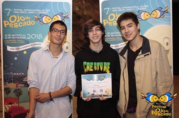 7° Festival de Cine Ojo de Pescado