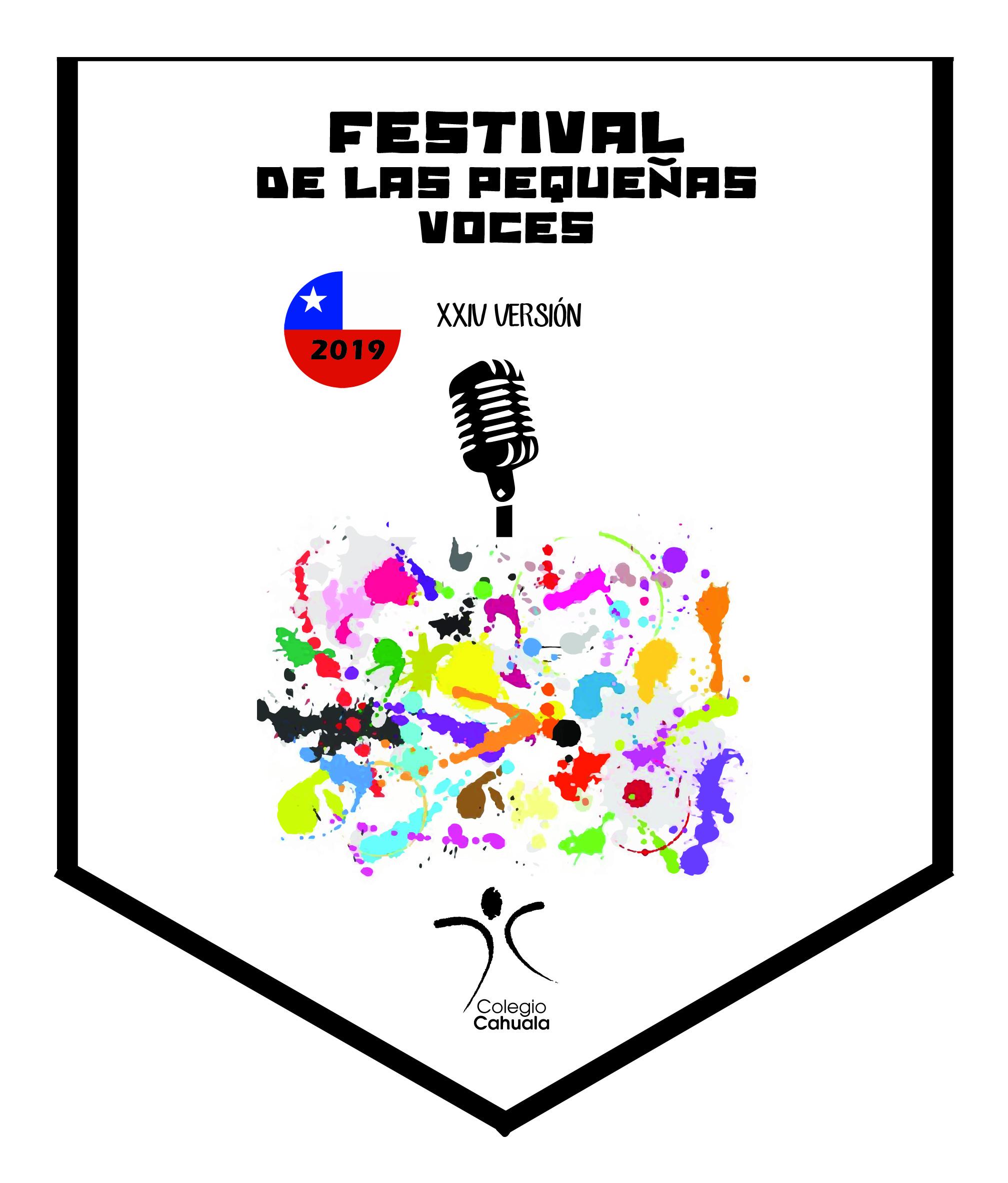 XXIV° FESTIVAL PEQUEÑAS VOCES